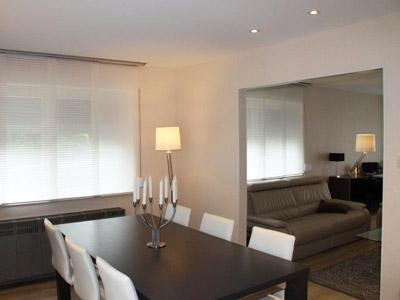 Een spanplafond kan ten eerste op verschillende hoogtes gemonteerd worden, u hoeft ons enkel uw voorkeur mee te delen.
